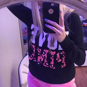 sweater from VS pink